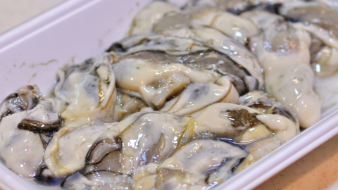 次の記事: 知ってると便利!牡蠣の下ごしらえ